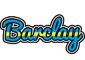 Barclay sweden logo