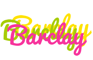 Barclay sweets logo