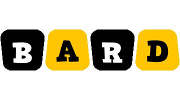 Bard boots logo