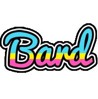 Bard circus logo