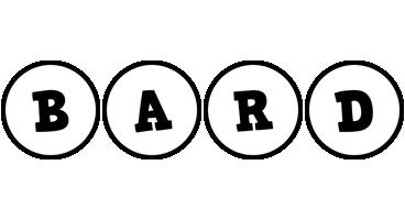 Bard handy logo