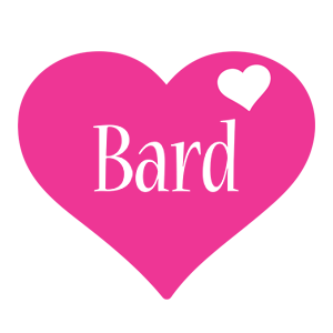 Bard love-heart logo