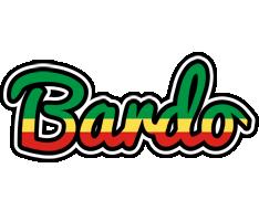 Bardo african logo