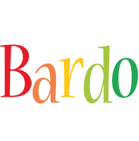 Bardo birthday logo