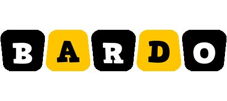 Bardo boots logo