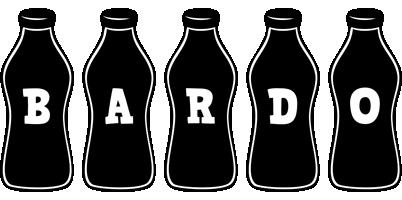 Bardo bottle logo