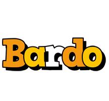 Bardo cartoon logo