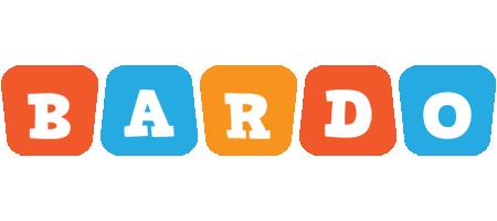 Bardo comics logo