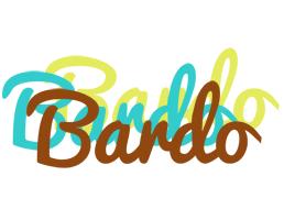 Bardo cupcake logo