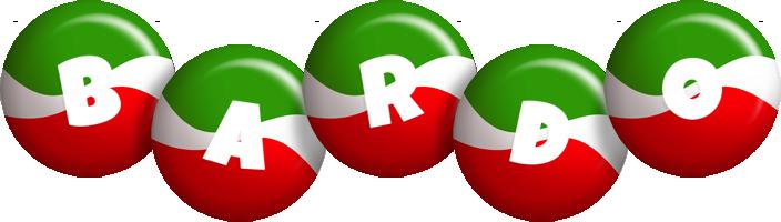Bardo italy logo