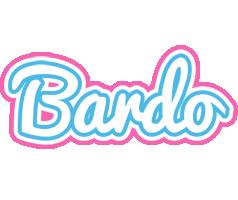 Bardo outdoors logo