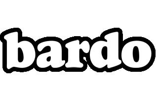 Bardo panda logo