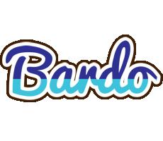 Bardo raining logo