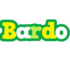 Bardo soccer logo