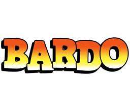 Bardo sunset logo
