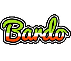 Bardo superfun logo