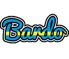 Bardo sweden logo
