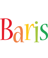 Baris birthday logo