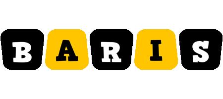 Baris boots logo
