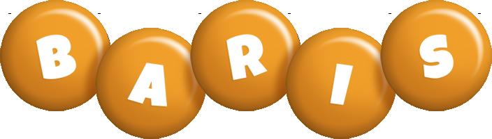 Baris candy-orange logo