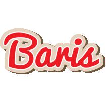 Baris chocolate logo