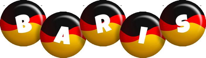 Baris german logo