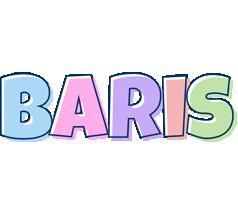 Baris pastel logo