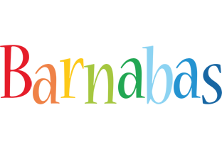 Barnabas birthday logo