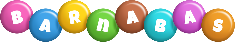 Barnabas candy logo