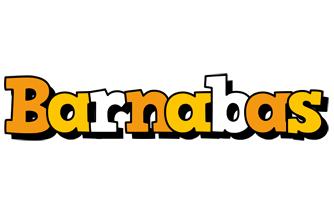 Barnabas cartoon logo