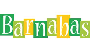 Barnabas lemonade logo