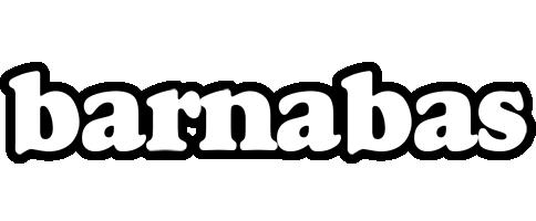 Barnabas panda logo
