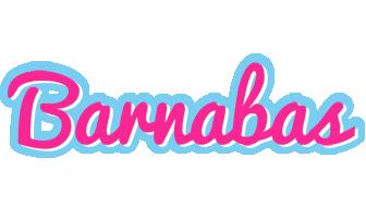 Barnabas popstar logo