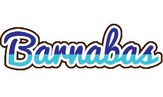 Barnabas raining logo