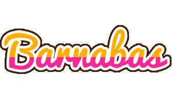 Barnabas smoothie logo
