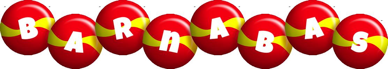Barnabas spain logo