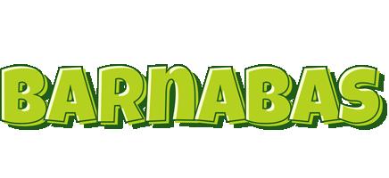 Barnabas summer logo