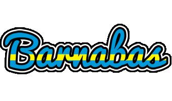 Barnabas sweden logo