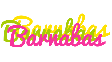 Barnabas sweets logo
