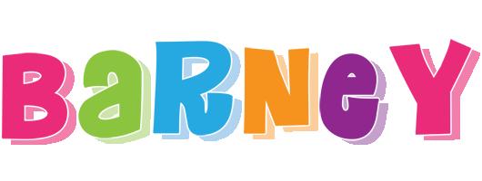 Barney friday logo