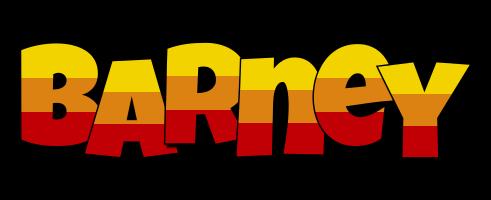 Barney jungle logo