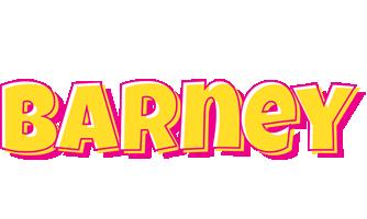 Barney kaboom logo