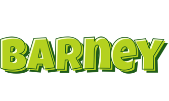 Barney summer logo