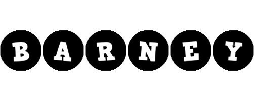 Barney tools logo