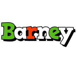 Barney venezia logo