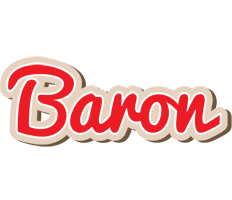 Baron chocolate logo