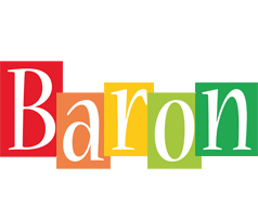 Baron colors logo