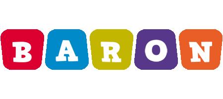 Baron daycare logo