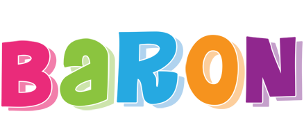 Baron friday logo