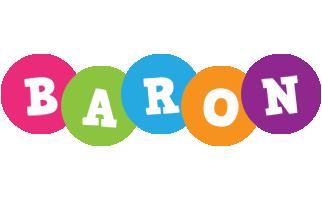 Baron friends logo